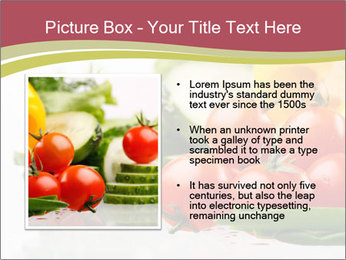 Vegetables. PowerPoint Templates - Slide 13