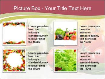 Vegetables. PowerPoint Templates - Slide 14