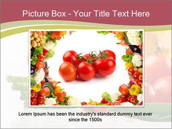 Vegetables. PowerPoint Templates - Slide 15
