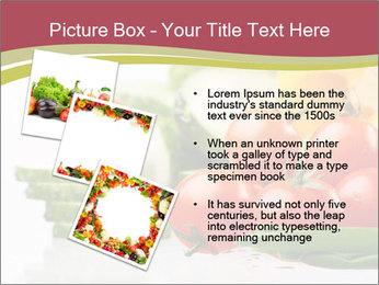 Vegetables. PowerPoint Templates - Slide 17