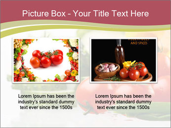 Vegetables. PowerPoint Templates - Slide 18