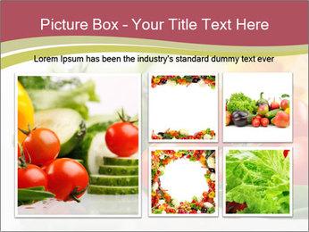 Vegetables. PowerPoint Templates - Slide 19