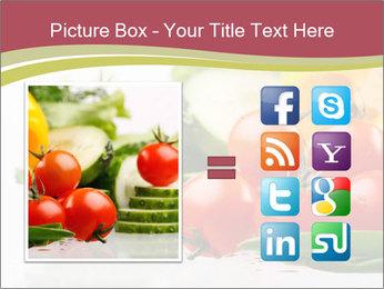 Vegetables. PowerPoint Templates - Slide 21
