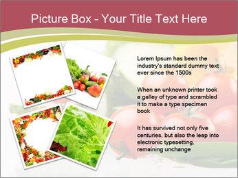Vegetables. PowerPoint Templates - Slide 23