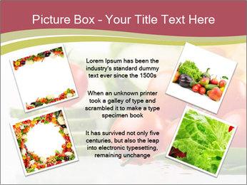 Vegetables. PowerPoint Templates - Slide 24