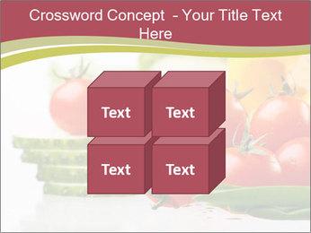 Vegetables. PowerPoint Templates - Slide 39