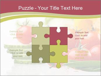 Vegetables. PowerPoint Templates - Slide 43