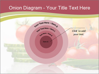 Vegetables. PowerPoint Templates - Slide 61