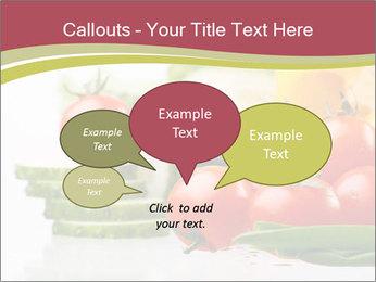 Vegetables. PowerPoint Templates - Slide 73