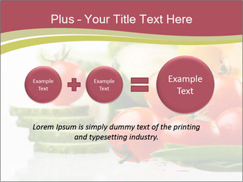 Vegetables. PowerPoint Templates - Slide 75
