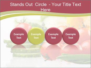 Vegetables. PowerPoint Templates - Slide 76