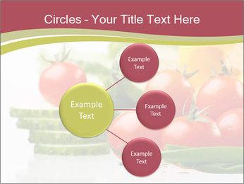 Vegetables. PowerPoint Templates - Slide 79