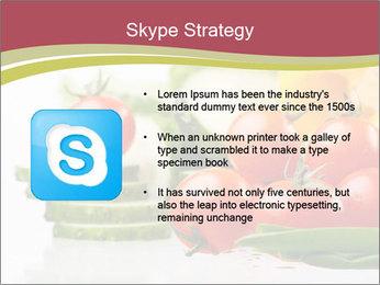 Vegetables. PowerPoint Templates - Slide 8
