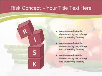 Vegetables. PowerPoint Templates - Slide 81
