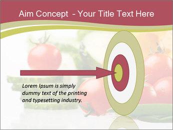 Vegetables. PowerPoint Templates - Slide 83