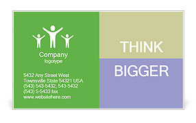 0000091674 Business Card Template