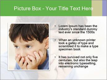 Autism PowerPoint Template - Slide 13