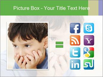 Autism PowerPoint Template - Slide 21