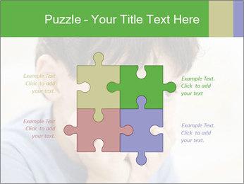 Autism PowerPoint Template - Slide 43