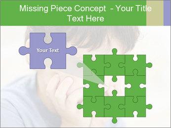 Autism PowerPoint Template - Slide 45