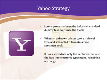 Sim card PowerPoint Template - Slide 11
