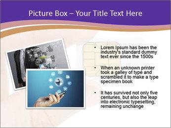 Sim card PowerPoint Template - Slide 20