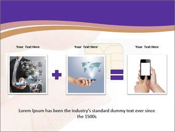 Sim card PowerPoint Template - Slide 22
