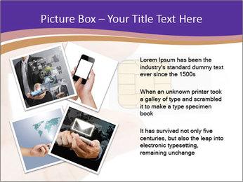 Sim card PowerPoint Template - Slide 23