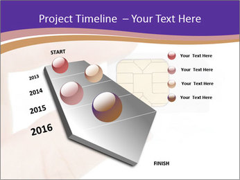 Sim card PowerPoint Template - Slide 26