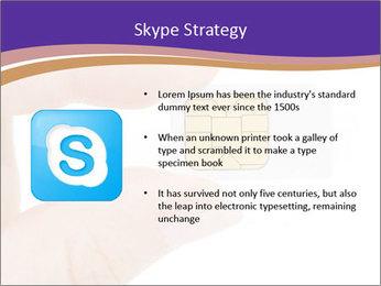 Sim card PowerPoint Template - Slide 8