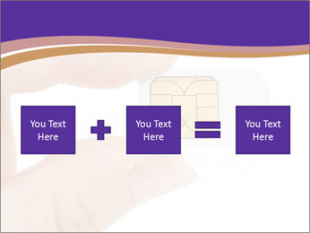 Sim card PowerPoint Template - Slide 95
