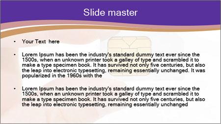 Sim card PowerPoint Template - Slide 2
