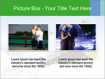 Couple in snowy PowerPoint Templates - Slide 18