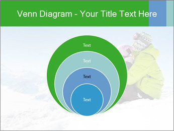 Couple in snowy PowerPoint Templates - Slide 34
