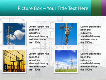 Giant power PowerPoint Template - Slide 14