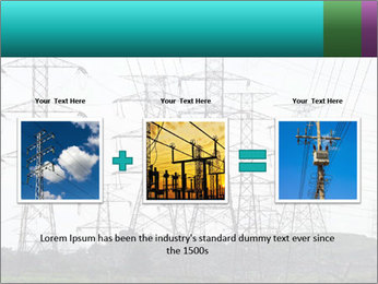 Giant power PowerPoint Template - Slide 22