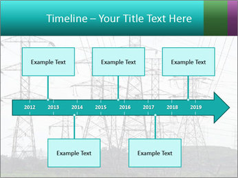 Giant power PowerPoint Template - Slide 28
