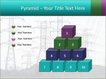 Giant power PowerPoint Template - Slide 31