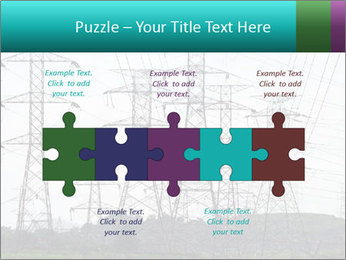 Giant power PowerPoint Template - Slide 41