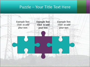 Giant power PowerPoint Template - Slide 42