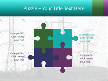 Giant power PowerPoint Template - Slide 43