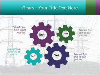 Giant power PowerPoint Template - Slide 47