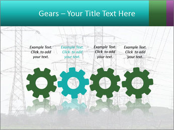 Giant power PowerPoint Template - Slide 48