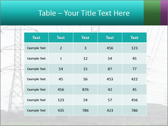 Giant power PowerPoint Template - Slide 55