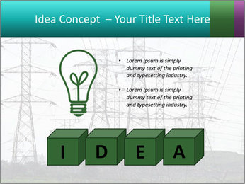 Giant power PowerPoint Template - Slide 80