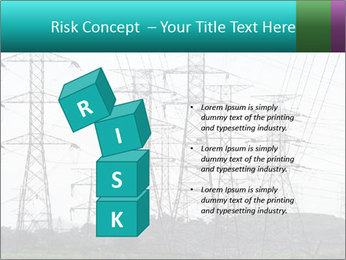 Giant power PowerPoint Template - Slide 81