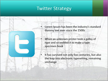 Giant power PowerPoint Template - Slide 9