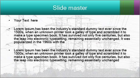 Giant power PowerPoint Template - Slide 2