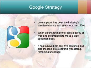 Happy children PowerPoint Template - Slide 10