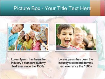 Happy children PowerPoint Template - Slide 18